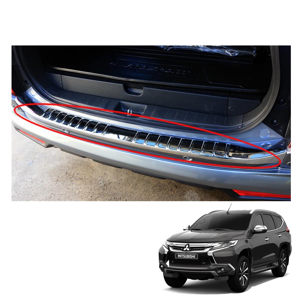 Mitsubishi Montero Pajero Sport Tailgate Spoiler Colour