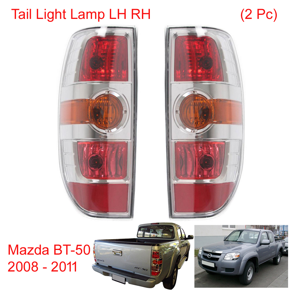 Détails sur Pair Rear Tail Lamp LH RH 40 Pc For Mazda BT 40 BT40 Pickup 40008  40009 40010 40011