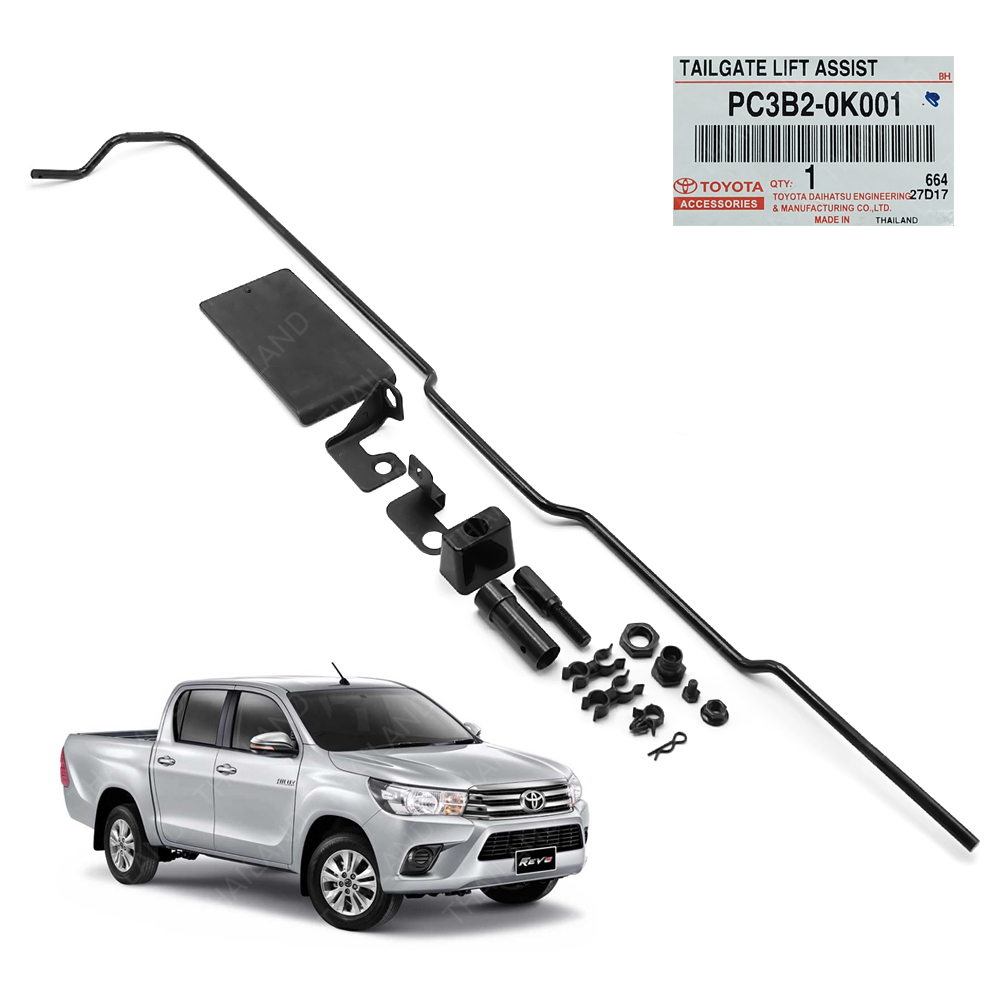 Tailgate Lift Assist Slow Down Genuine OEM For Toyota Hilux Revo SR5 UTE 16  17