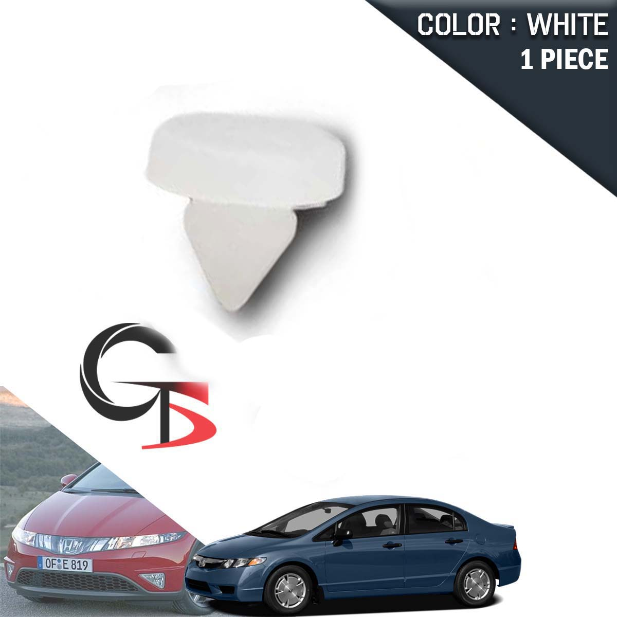 Details about Brake Light Lamp Switch Stopper White Repair Fits Honda Civic  Fd 2006 07 - 2012