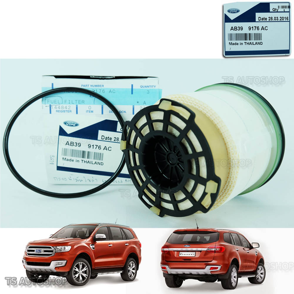 Fuel Filter Genuine Oem For Ford Everest 4Door Diesel 4x2 4x4 Suv 2016 2017