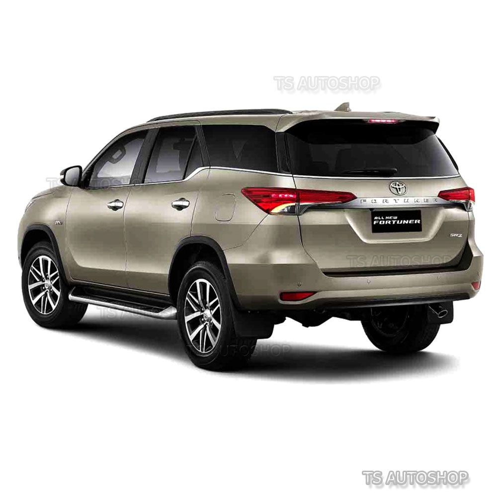 Sport Toyota Fortuner SUV 2015 2016 2017 Matt Black Abs