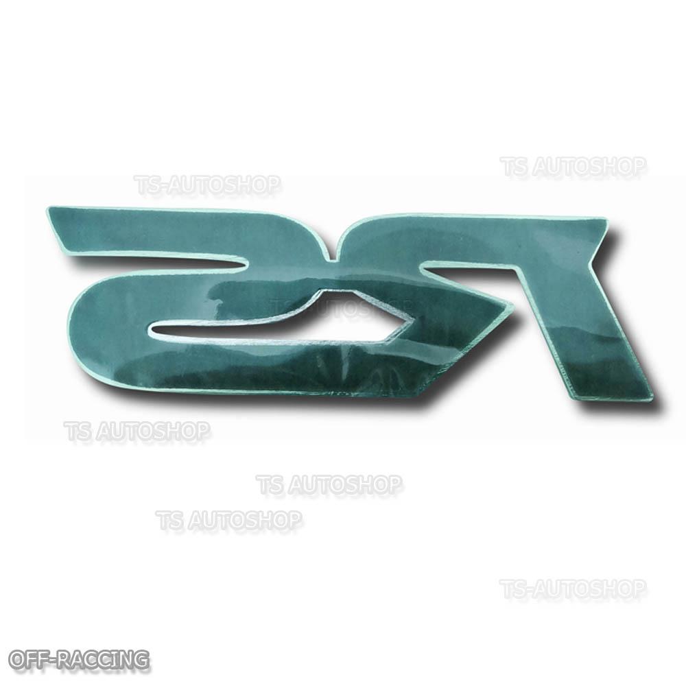 YARIS TOYOTA RS STD LIFTGATE REAR HATCHBACK EMBLEM LOGO 2006 2011 NEW IN BAG OEM