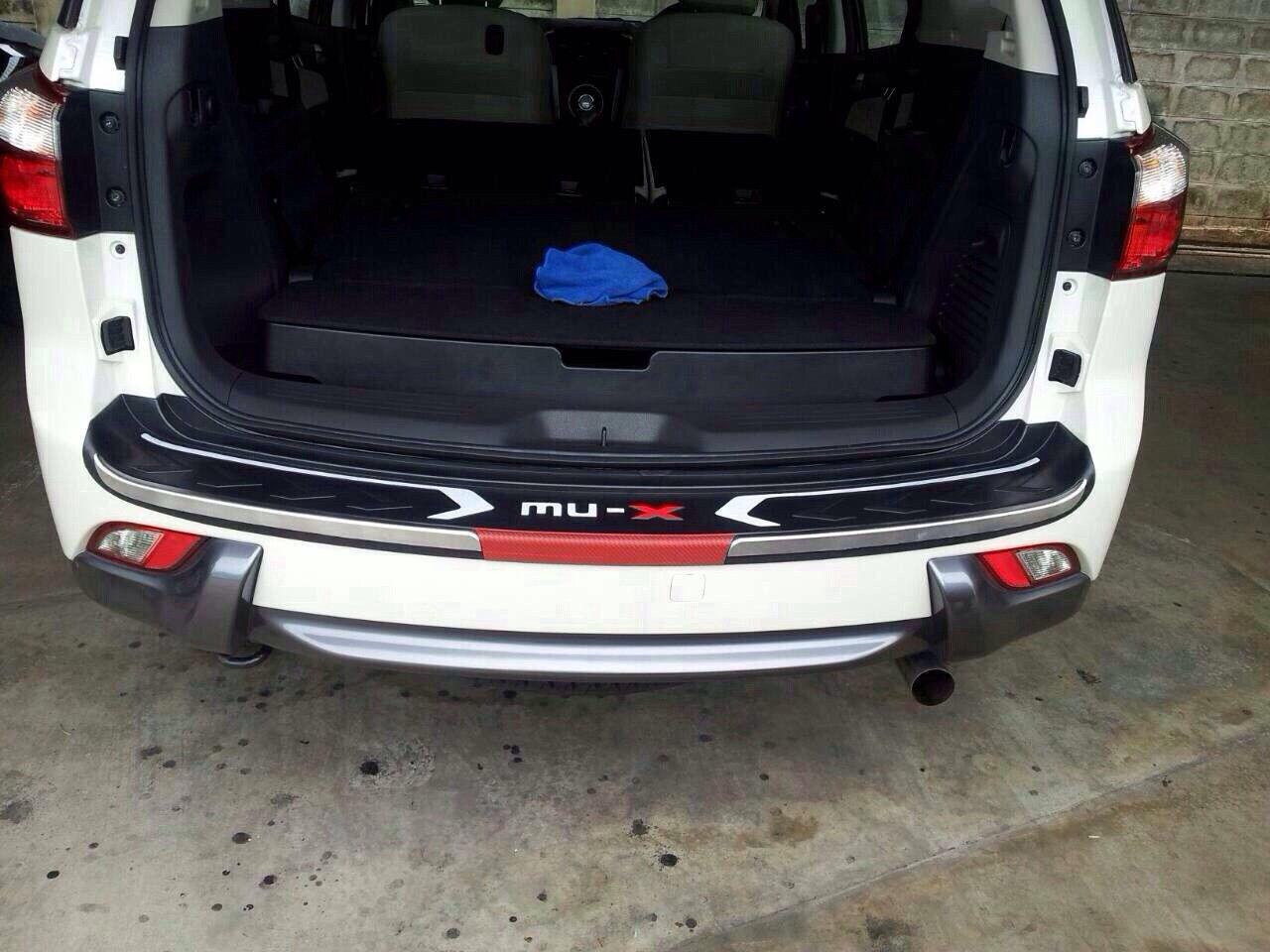 B & B Auto Sales >> FOR NEW ISUZU MU-X 2014 SUV TFP CHROME+BLACK+RED TAIL REAR ...